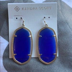 Kendra Scott Cobalt Blue Daniele